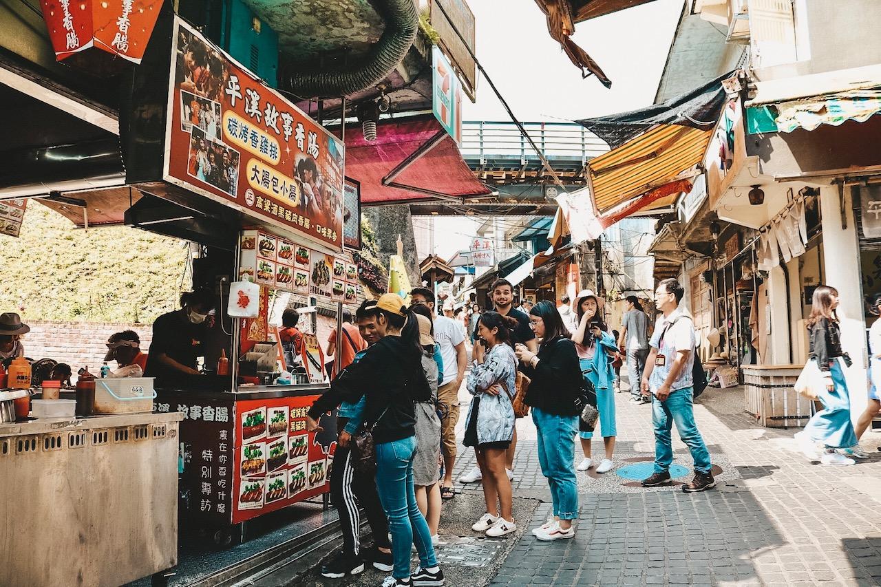 Pingxi Taiwain Taipei