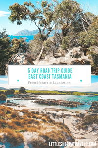 Road trip guide from Hobart to Launceston