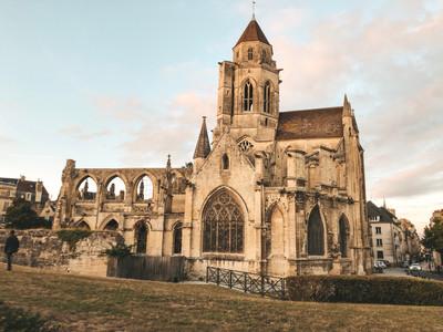 Cean normandy France abbey