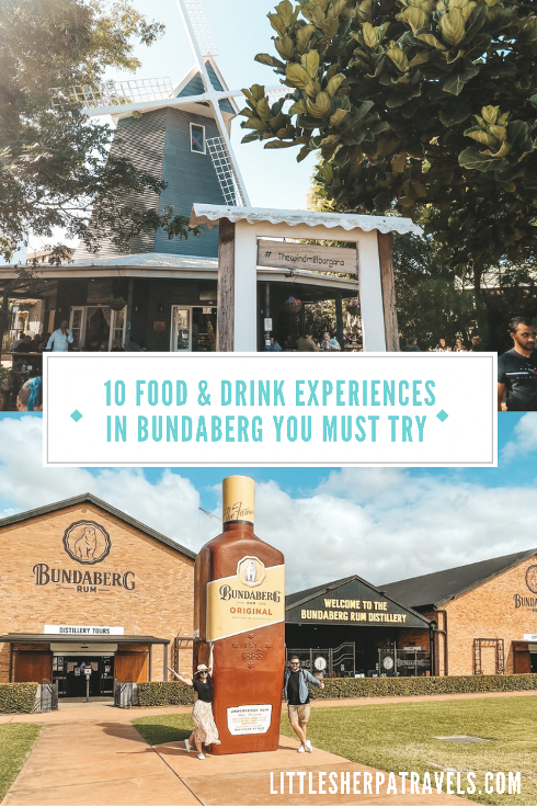 10 Food and Drink Experiences you need to have in Bundaberg, Queensland