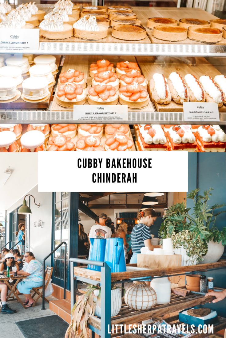 Cubby Bakehouse, Chinerah