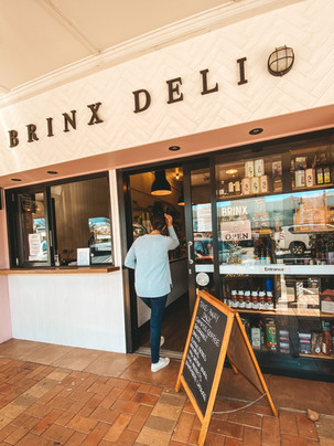 Brinx Deli and Cafe stanthorpe