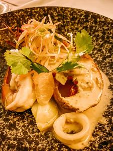 Nautilus restaurant Port Douglas
