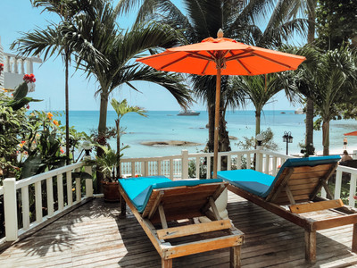 Crystal Bay Crystal Beach Resort Koh Samui Thailand travel guide where to stay