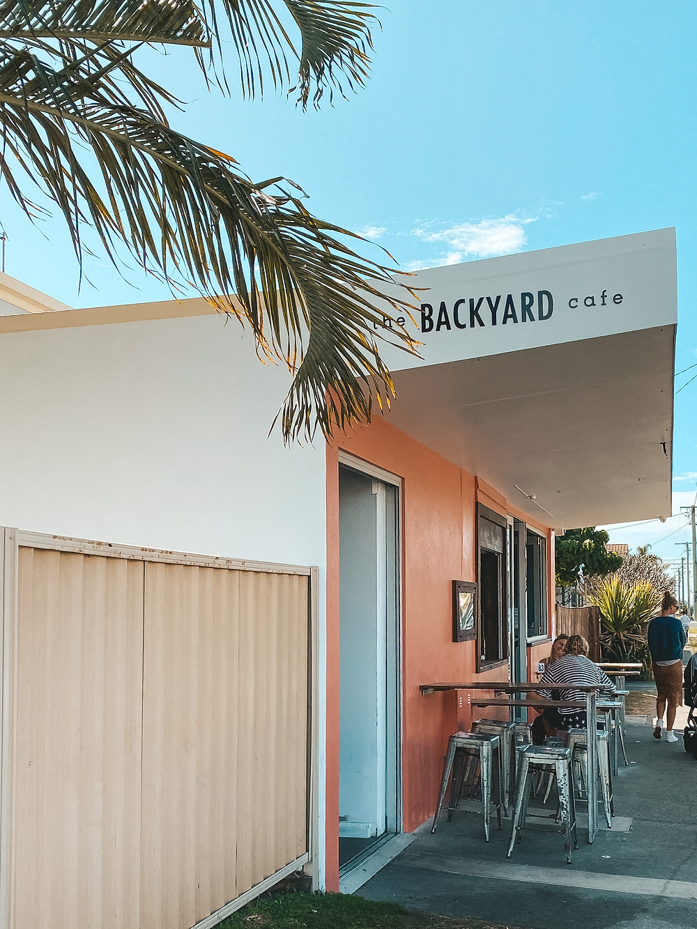 Backyard Cafe Nobby Beach Gold Coast