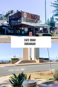 Cafe Dbah Coolangatta Gold Coast