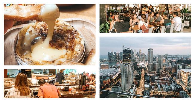 Singapore eats and drinks.JPG
