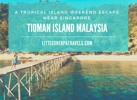 Tioman Island Malaysia: A weekend escape to paradise from Singapore
