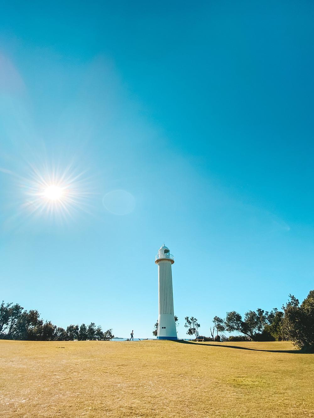 Yamba NSW: Lighthouse