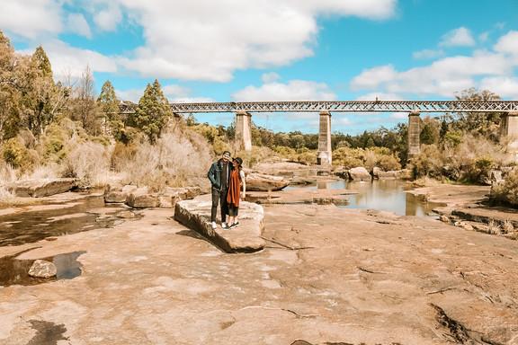 Quart Pot Creek Bridge Stanthorpe