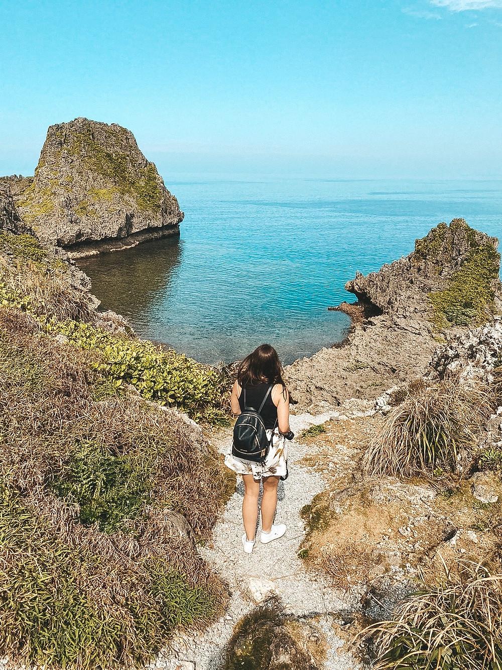 Cape Madea Okinawa Naha Japan