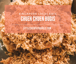 Chuen Chuen Singapore best local hawker retaurant Bugis Tan Quee Lan Street