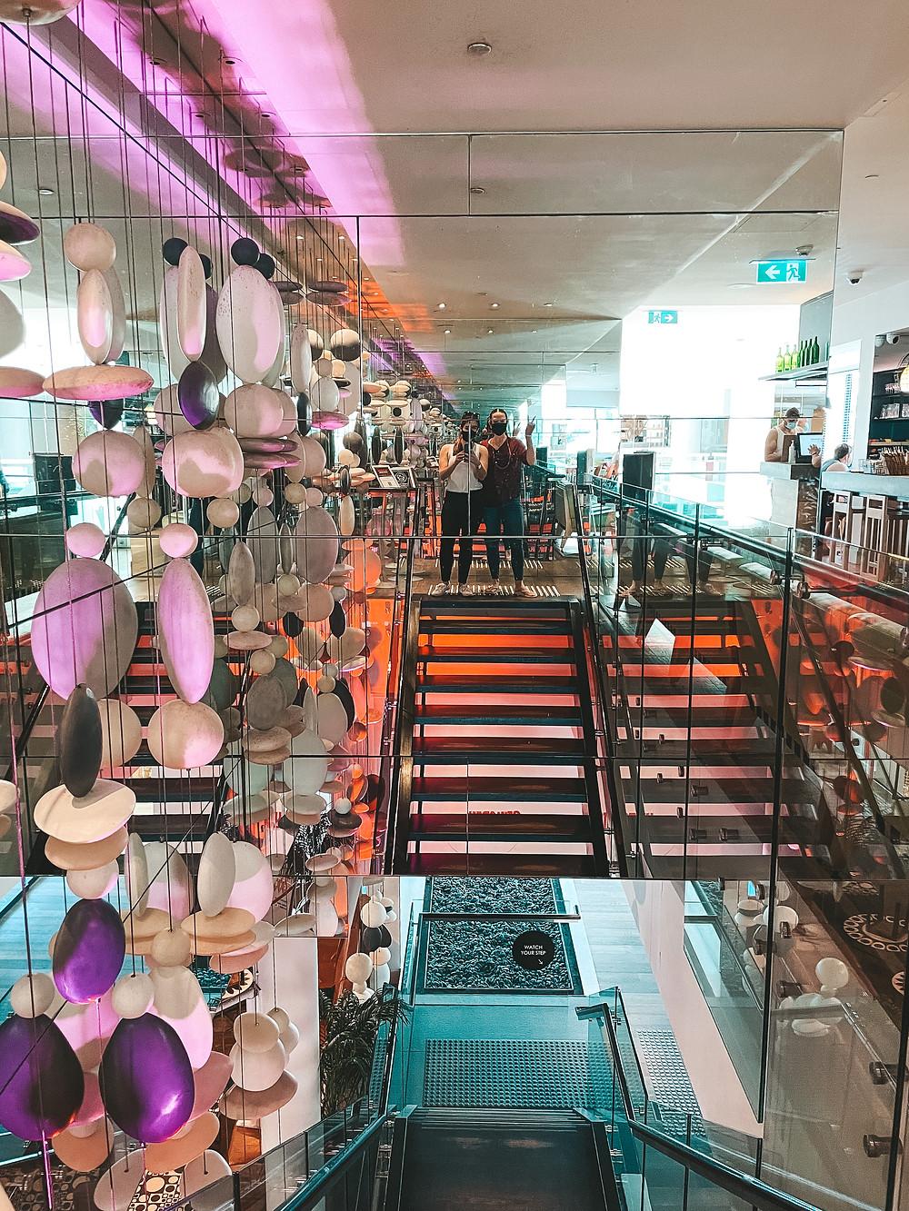 The Bazaar Buffet entrance, QT Hotel Gold Coast