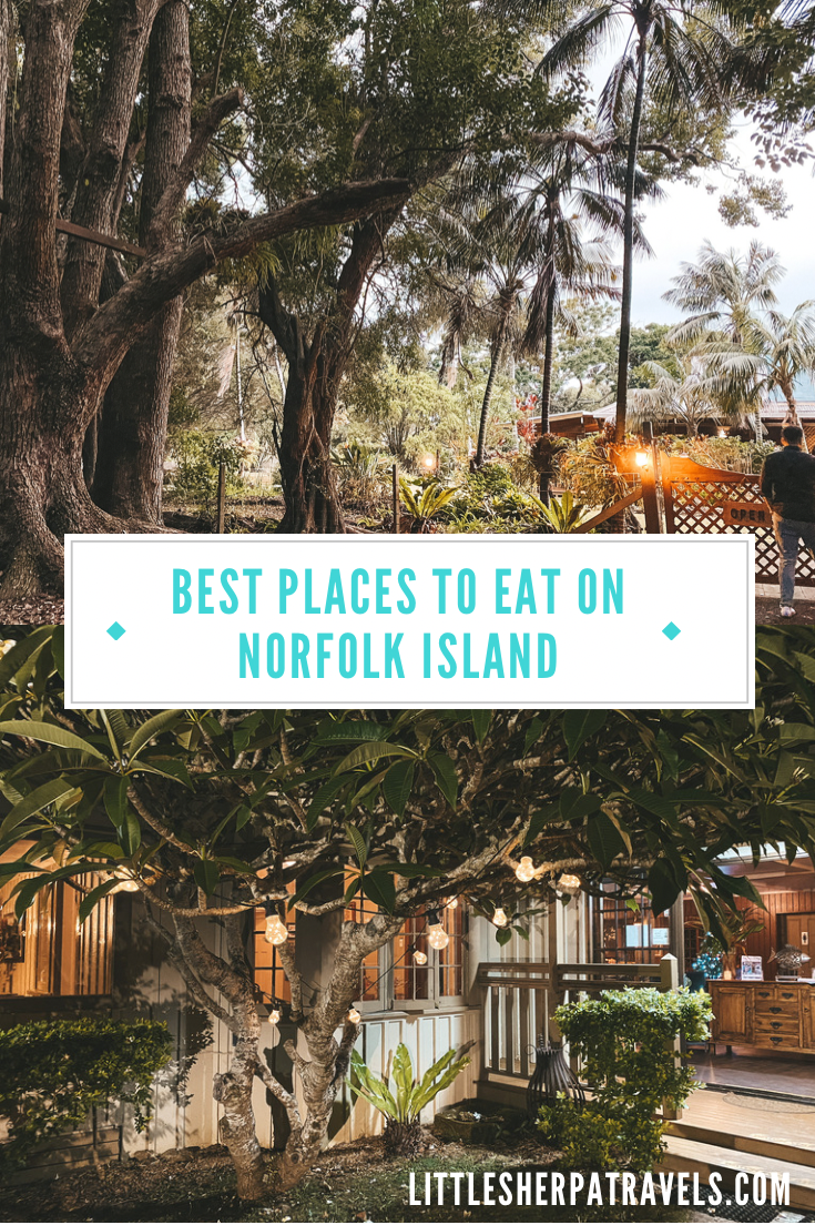 Best Places to eat on Norfolk Island: Restaurants and cafes you can't miss