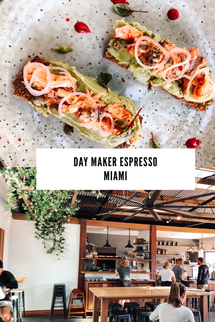 Day Maker Espresso Miami Gold Coast