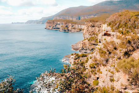 Port Arthur Coastline Tasmania