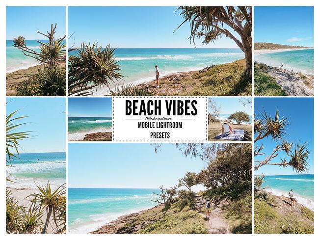Beach Vibes 13 Mobile Lightroom Presets Little Sherpa Travels .JPEG