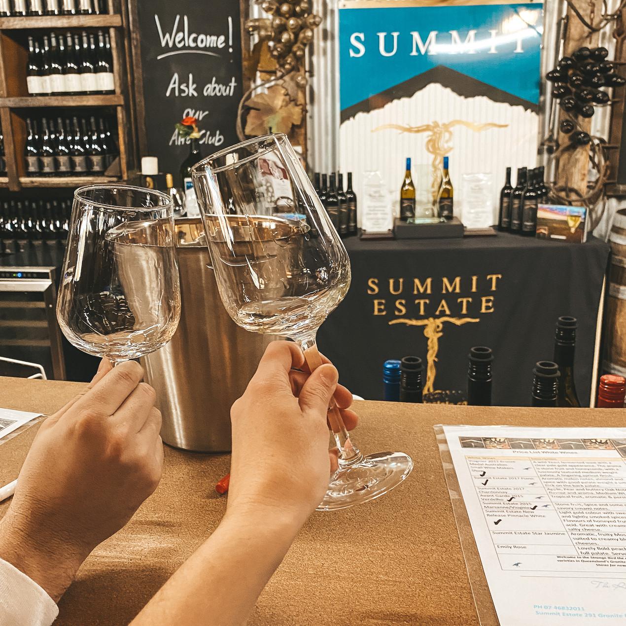 Summit Estate Winery Stanthorpe Australia