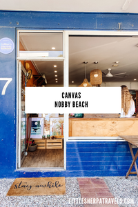 Canvas Espresso, Nobby Beach Gold Coast