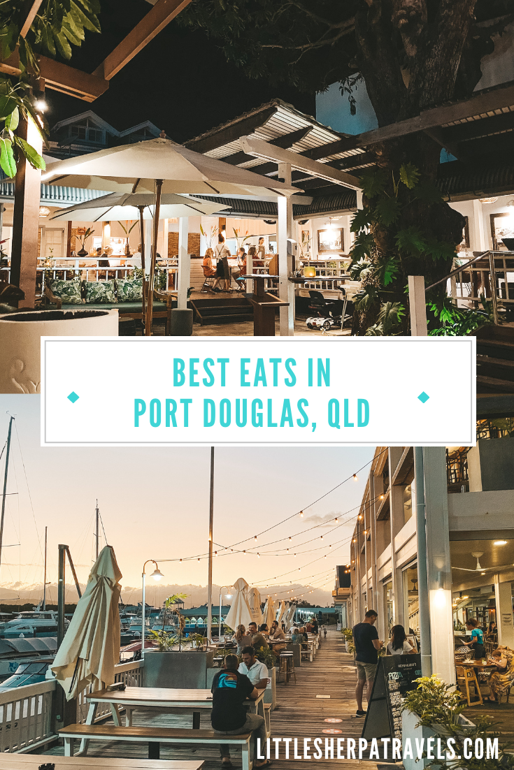 Top places to eat in Port Douglas, Queensland