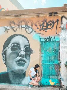 Darwin city Street art murals northern territory australia
