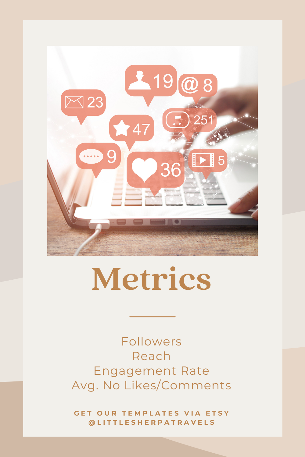 Metrics to include in your Media Kit