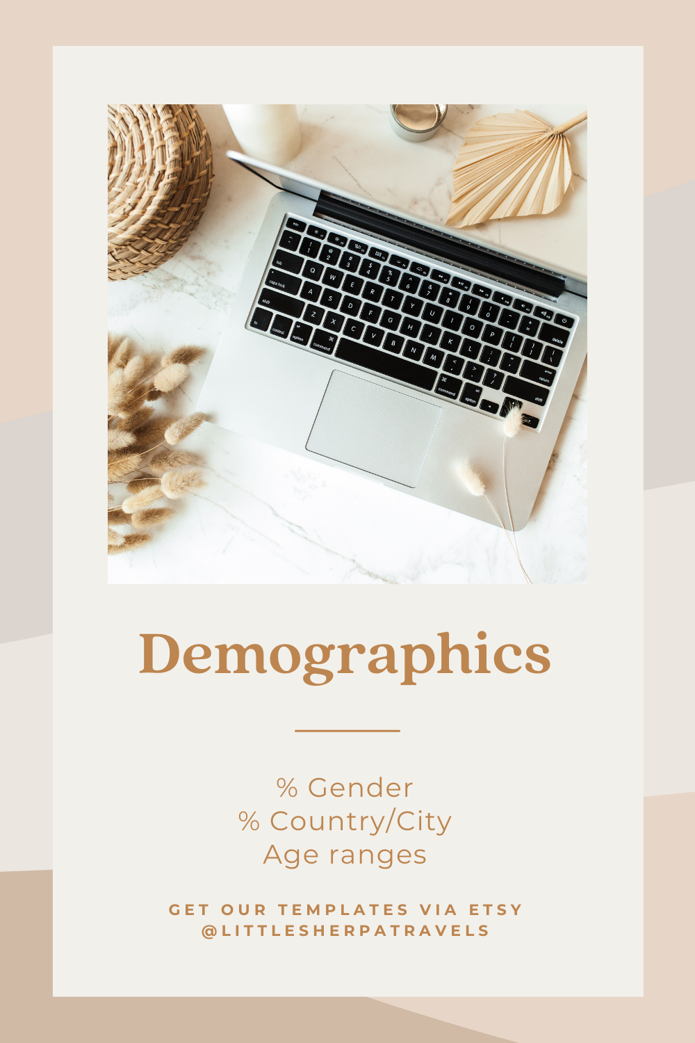 Audience Demographics to include in your Media Kit