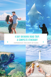 4-Day Road Trip Itinerary: Naha, Okinawa, Japan travel guide