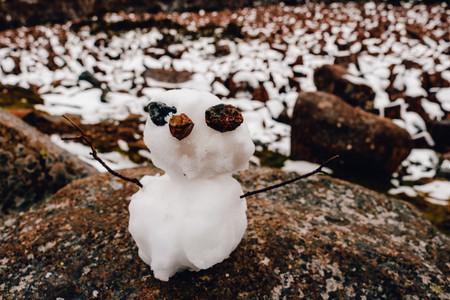 Mt Wellington snow hobart