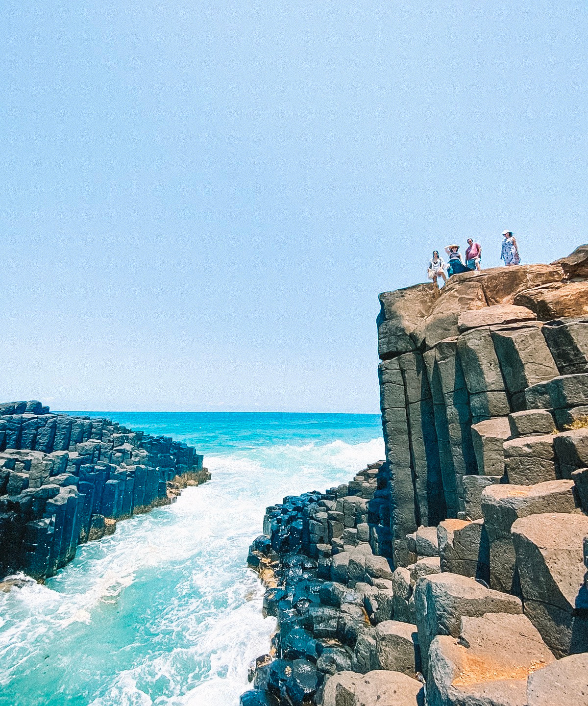 Fingal Head Giants Causway new south wales gold coast