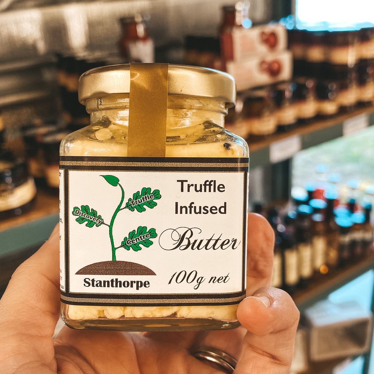 Stanthorpe truffle butter