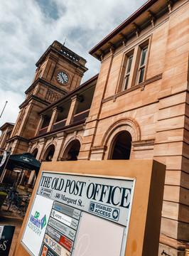 Toowoomba Post office