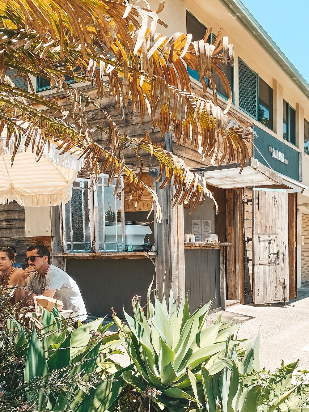 Salt Mill Cafe Kingscliff