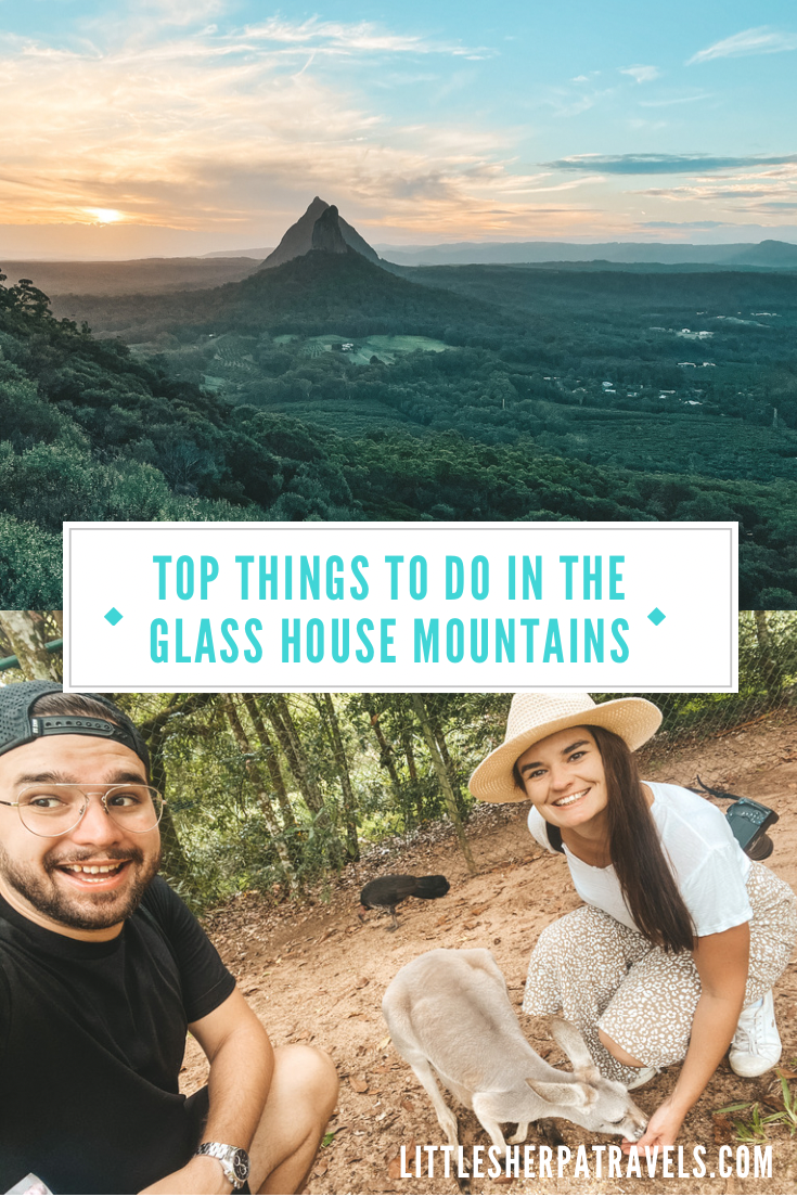 Top things to see and do in the Glass House Mountains, Sunshine Coast, Queensland