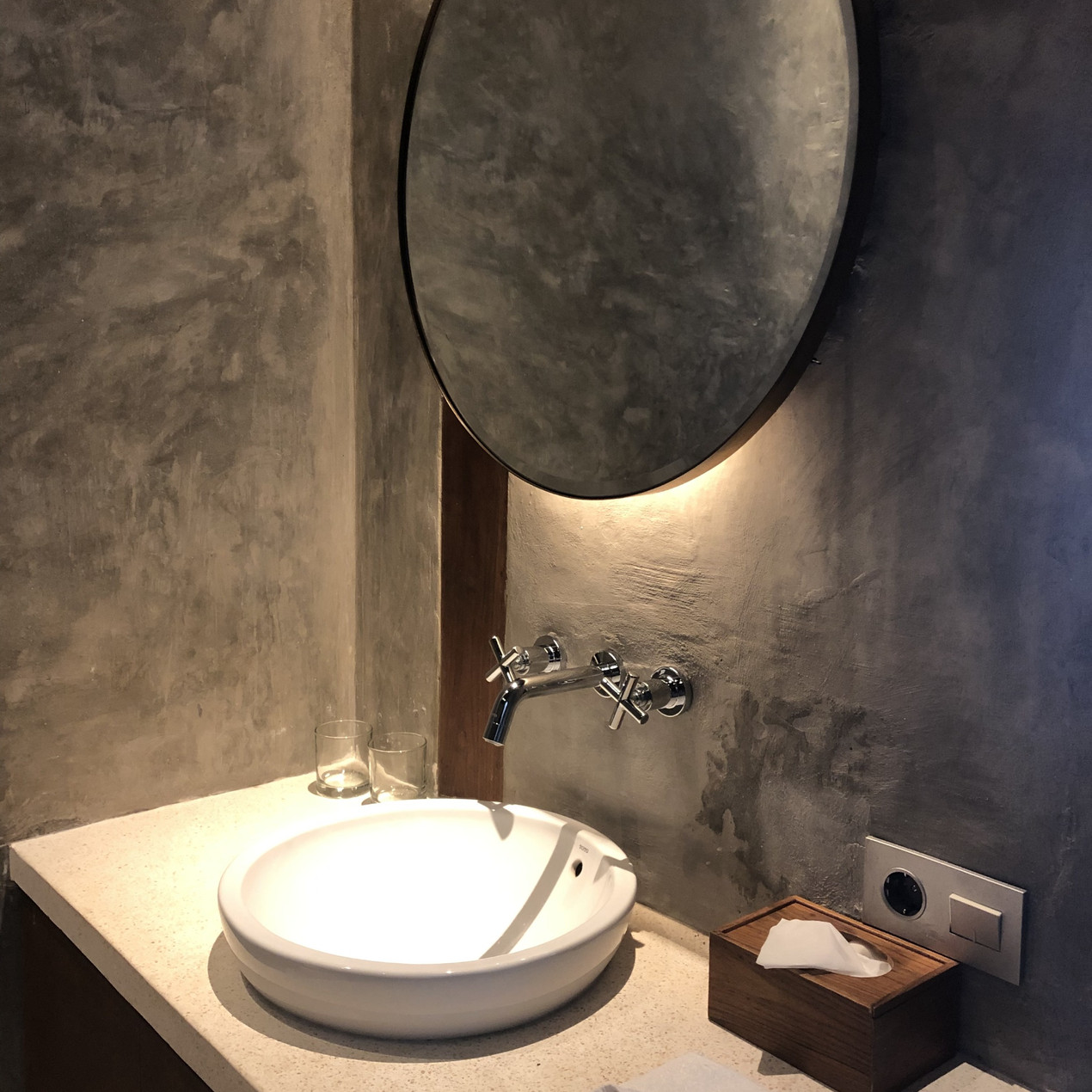 Zin Canggu Villa Bathroom