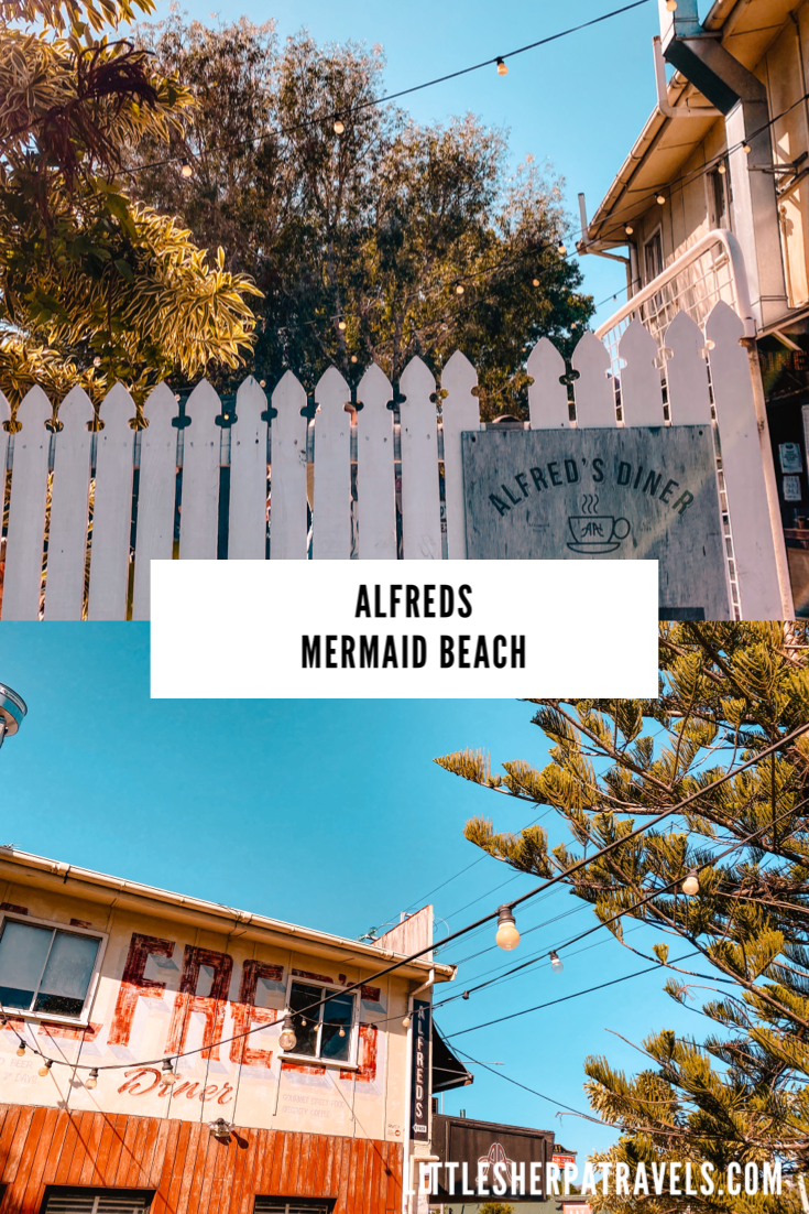 Alfreds Diner, Mermaid Beach, Gold Coast
