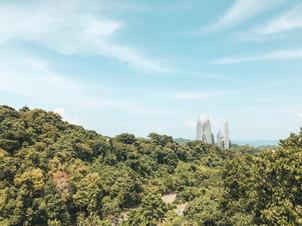 Henderson Waves Southern Ridges Singapore view Keppel bay