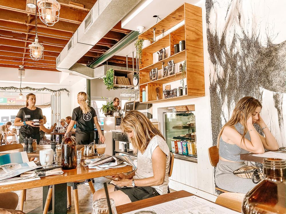 BSKT Cafe Nobby Beach Gold Coast