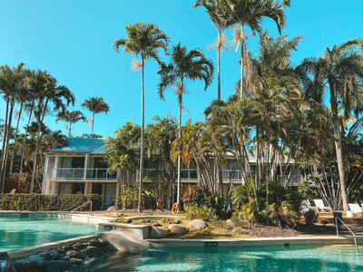 Oaks hotel Port Douglas Queensland