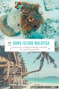 Rawa Island Malaysia: Island paradise near Singapore