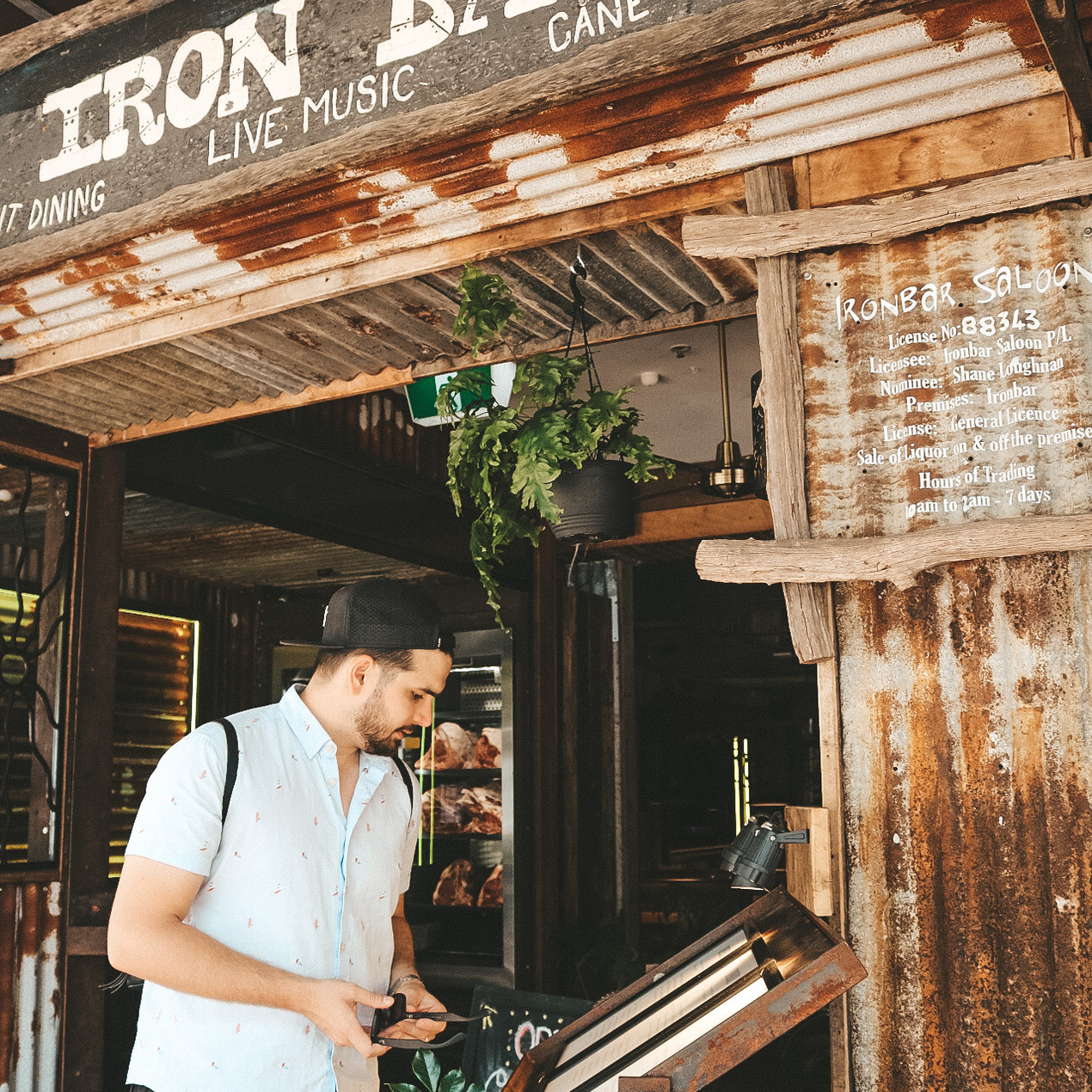 IronBar Restaurant Port Douglas