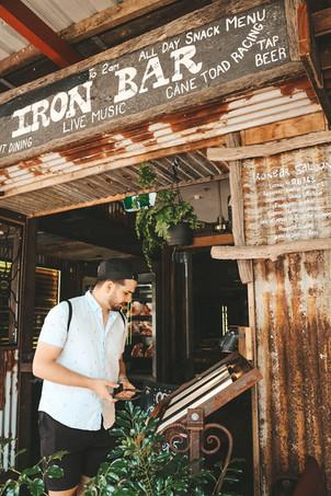 Iron Bar Port Douglas