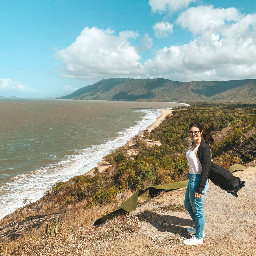Great Barrier Reef drive scenic lookout
