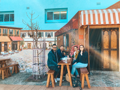 Vixens cafe bakery Stanthorpe