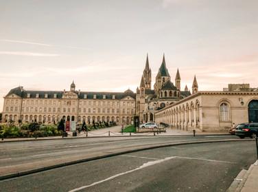 Cean normandy France city hall