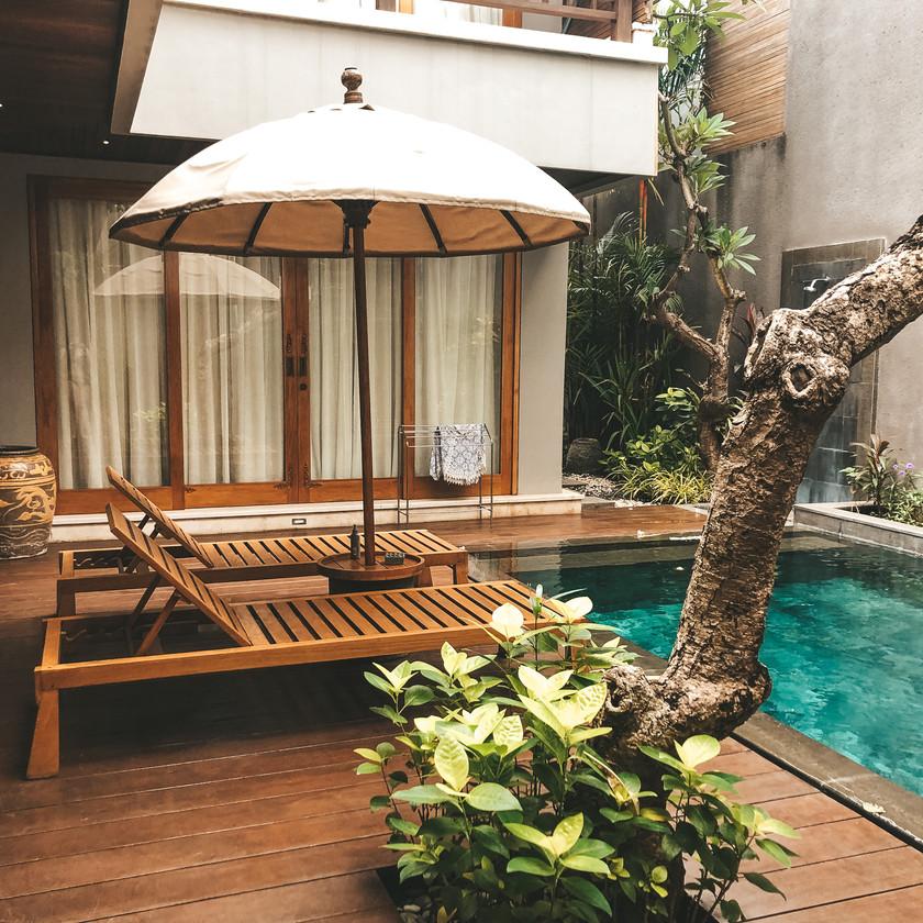 Koenokeoni Villa Seminyak Bali pool villa