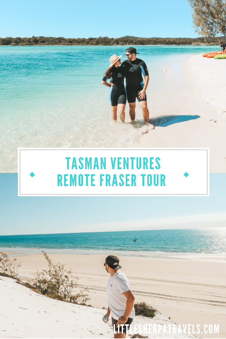 Best 1 Day Tours from Hervey Bay: Our Review of Tasman Ventures Remote Fraser Island Tour