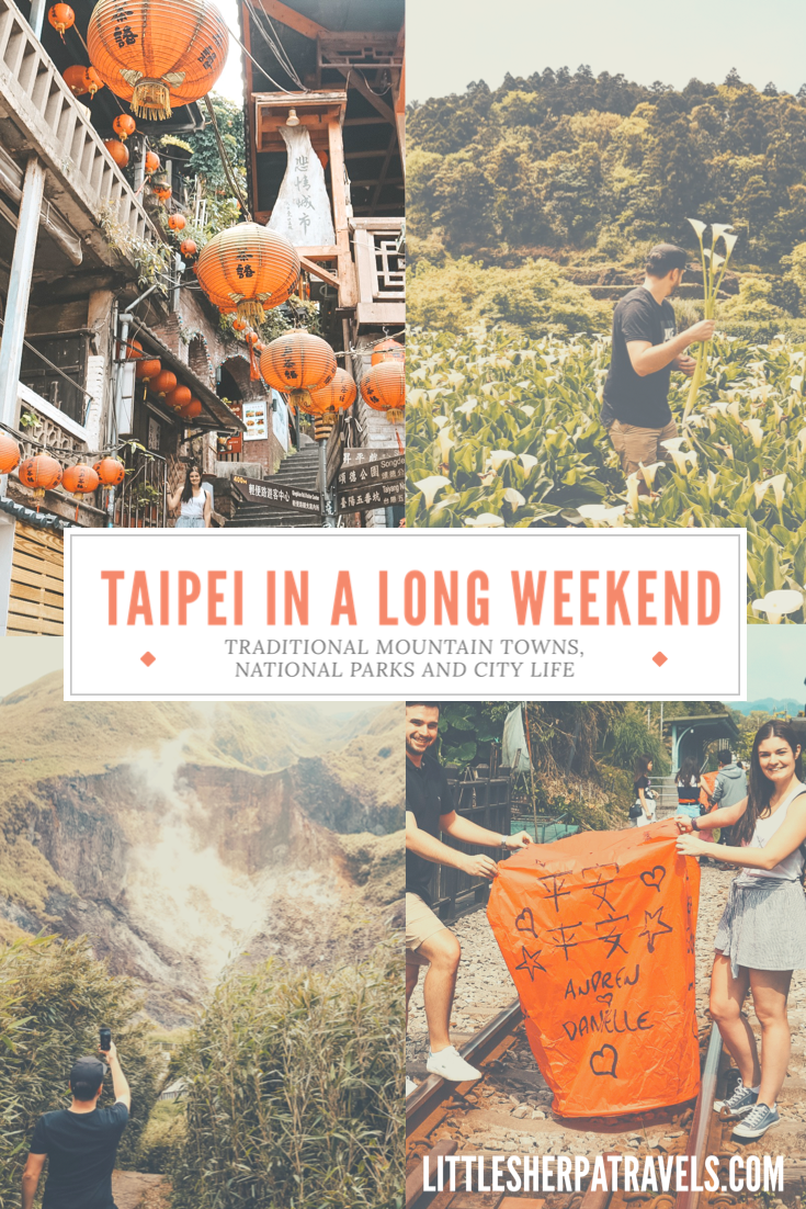 Taipei Taiwan top things to see and do travel itinerary