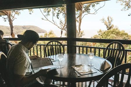Osprey's restaurant Thala Beach Nature reserve Port Douglas