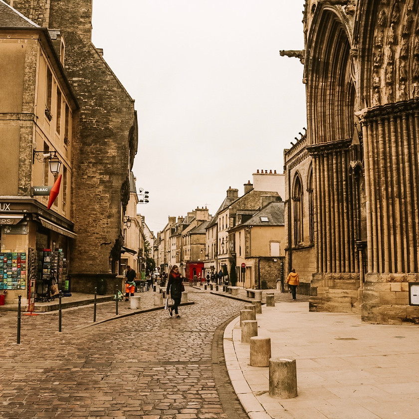 Bayeux normandy france town